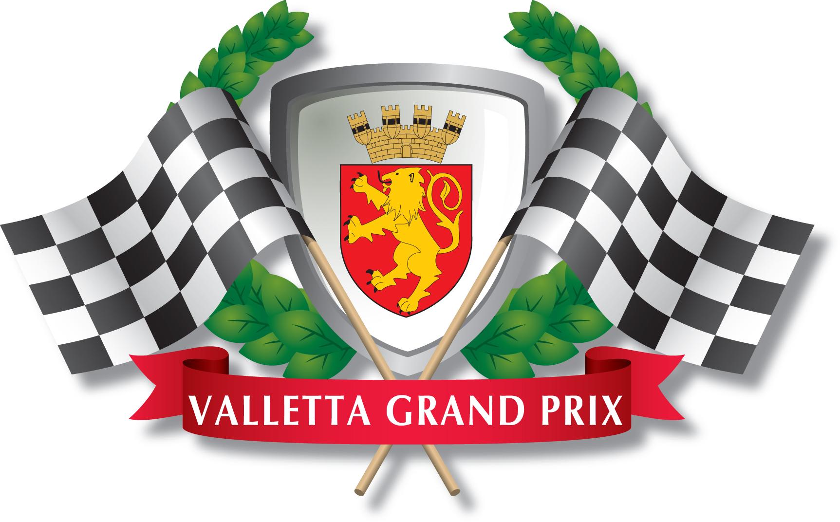 Valletta Grand Prix Logo